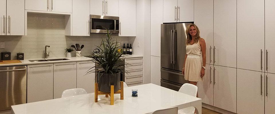 Logical Homes Kitchen