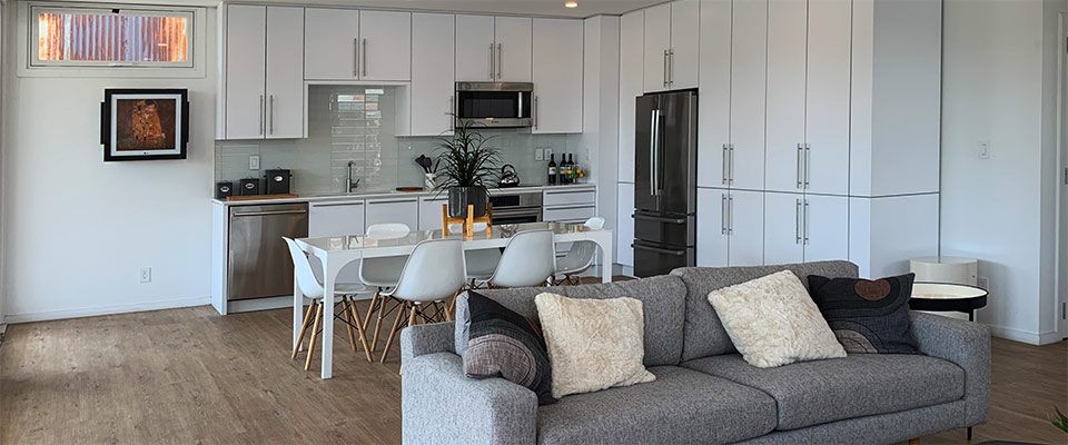 Logical Homes Living Room